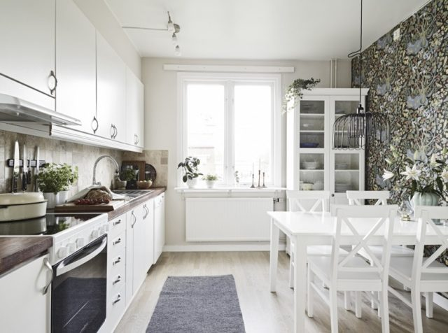 Скандинавский стиль в интерьере кухни: функциональный и лаконичный дизайн + фото