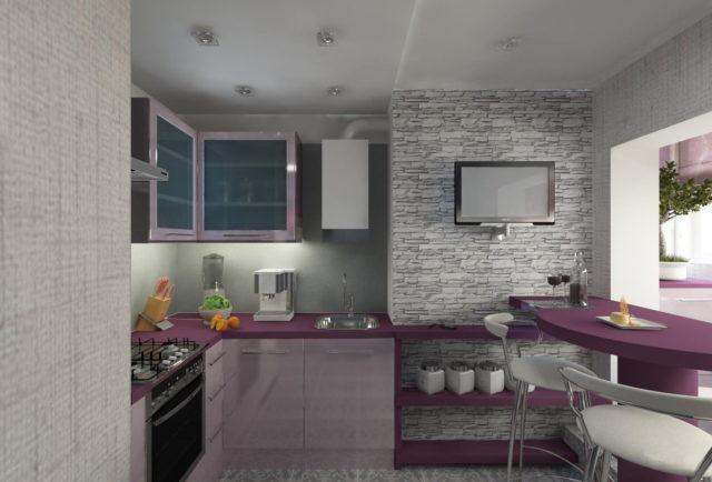 Потолок на кухне в хрущевке: свежие идеи оформления + реальные фото