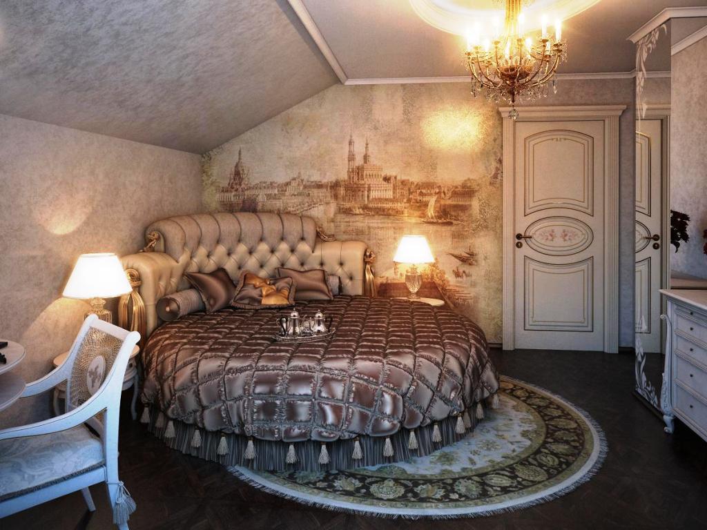 Люстры в спальню: модные, в классическом и современном стиле, фото в интерьере