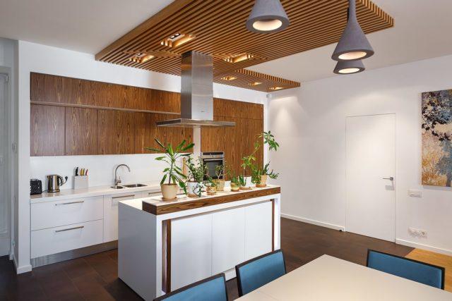 Дизайн кухни в эко-стиле – единение с природой и душевное спокойствие