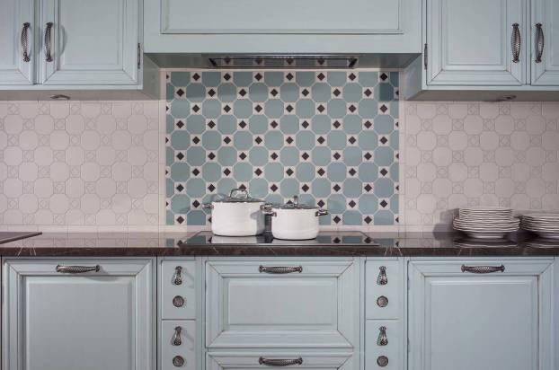 Плитка для кухни в стиле прованс – идеальное решение для интерьера