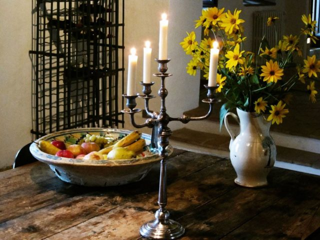 Спокойный отдых в Италии в Casa Bramasole
