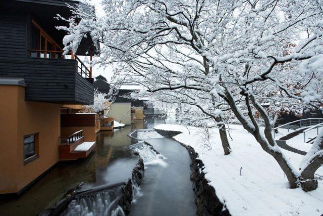 Оздоровление по-японски в Hoshinoya Karuizawa