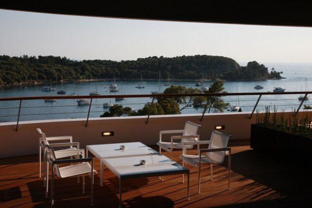 Отель Lone на берегу Средиземноморья, Хорватия