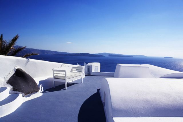 Отели бутик Katikies Hotels в Греции, на Санторини