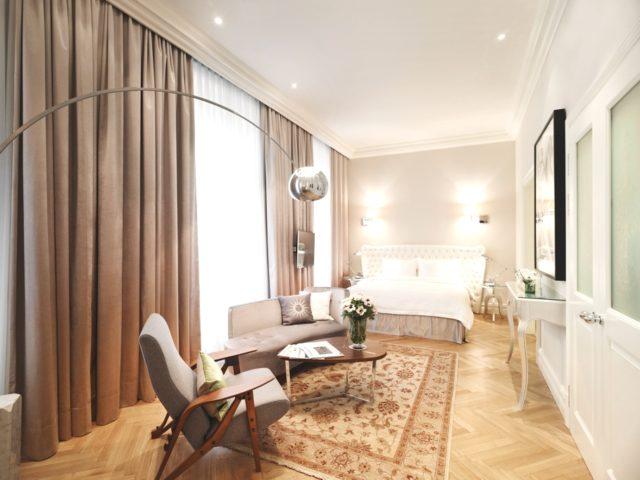 Sans Souci - бутик-отель в Австрии в центре