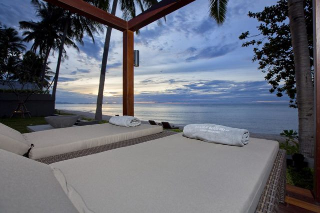 Роскошная серия вилл в Самуи Mandalay Beach