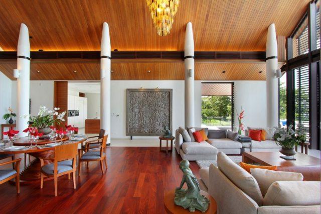 Вилла Villa Padma – эффектная тайская роскошь