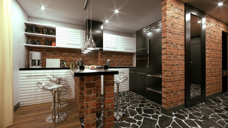 Светильники на кухню лофт